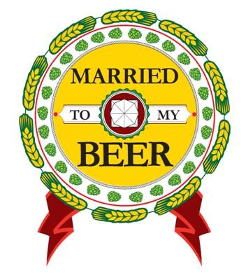 Married To My Beer Logo